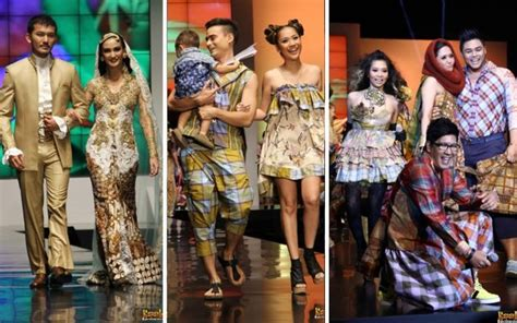 Kebaya Marwah indonesia fashion week 2012 simple magazine