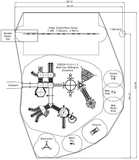 Sample Classroom Floor Plans noah s park amp playgrounds bringing new fully ada