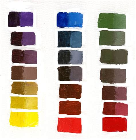 what color will be created by mixing 5 with 9 five ways to sabotage your color mixing color theory