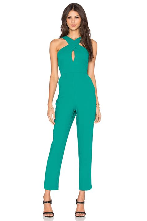 Jumpsuit By Miuss 22 new green jumpsuit playzoa