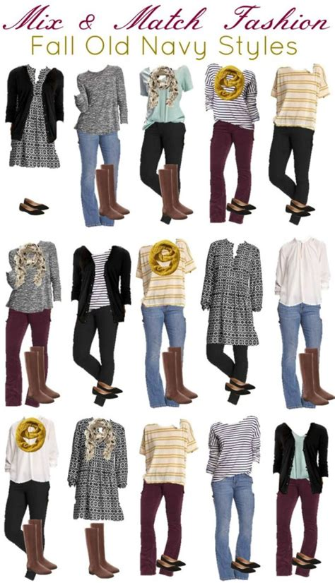 Mix And Match Wardrobe by Navy Mix And Match Wardrobe For Fall How Was Your Day