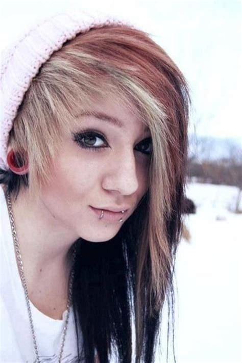 emo indie hairstyles 186 best images about scene life on pinterest scene hair