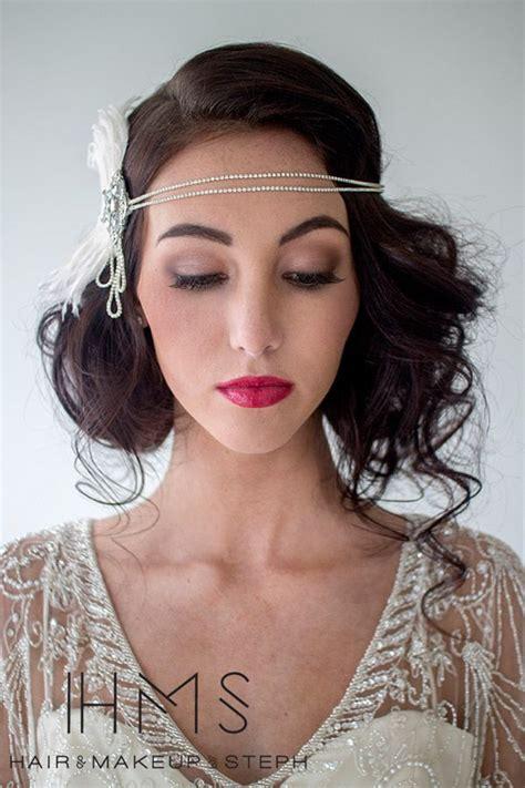 pictures great gatsby styles headpiece for women long 220 ber 1 000 ideen zu 50 jahre frisuren auf pinterest