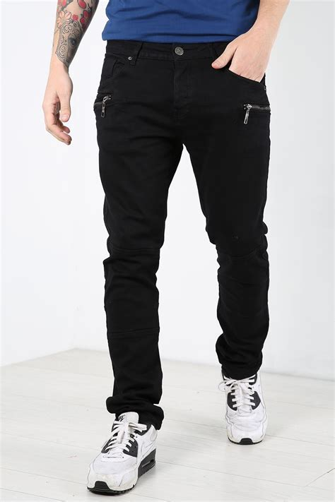 cutting whiskers seven series mens ripped whiskers cut destroyed trousers faded fit