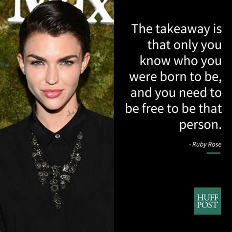 pics of genderfluid people ruby rose breaks down what it means to be gender fluid
