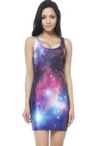 galaxy dress dressed up