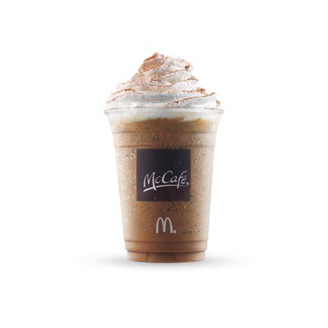 Iced Coffee Mcd mocha frapp 233 mcdonald s 174