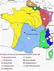 Vichy France Map by Vichy France Map Recana Masana