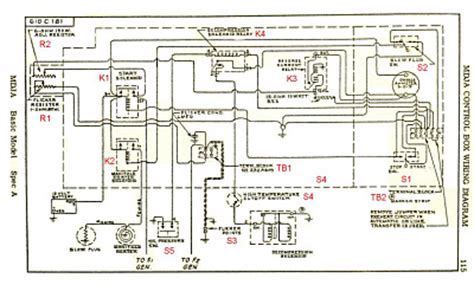 onan marine generator wiring diagram 28 images onan