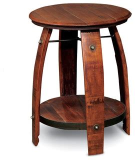 houzz end tables shop houzz barrel side table side tables and end tables