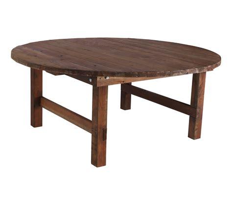 72 round farm table allie s party rental