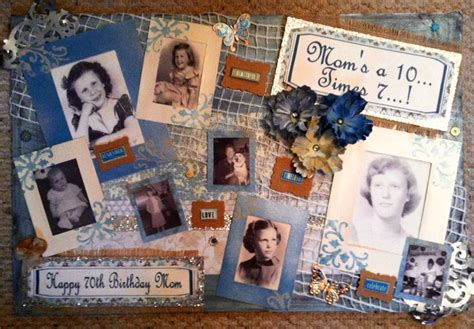 9 best images about mommy s 70th bash on pinterest 50 37 best images about surprise 70th birthday party ideas