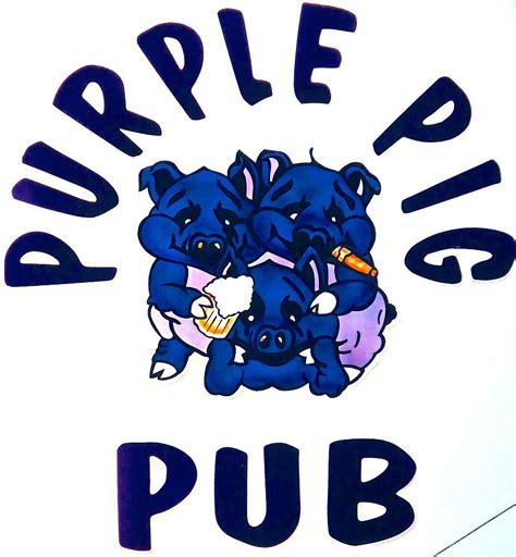 pig pub purple pig pub photograph by jeff gater