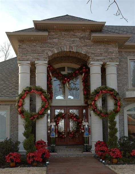 pin  vickie demallie   christmas outdoor