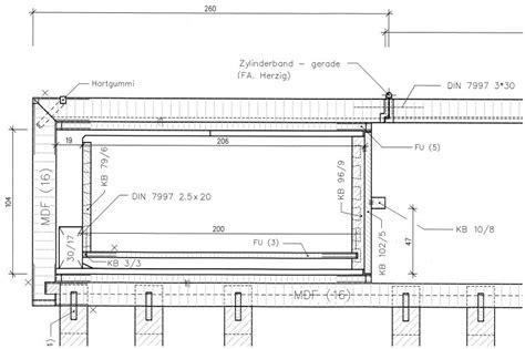 schublade zeichnung tarantula dds das magazin f 252 r m 246 bel und ausbau