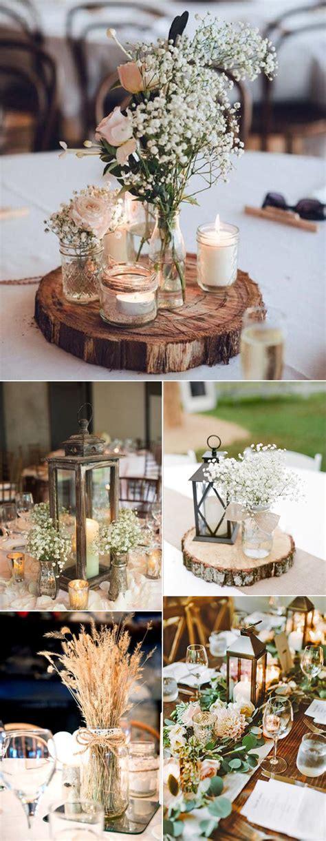 rustic wedding decoration ideas  inspire  big day