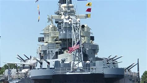 boat tour wilmington uss north carolina battleship wilmington nc tour boat