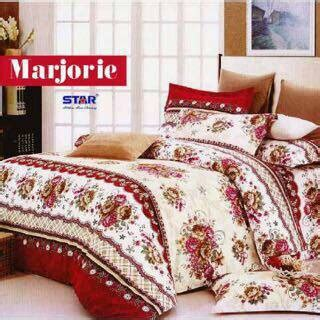 Ready Sprei Katun Jepang Golden Uk 180 sprei marjorie uk 180 t 25cm warungsprei