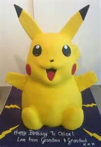 pikachu kuchen pikachu birthday cake ideas