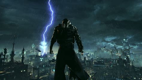 Batman News by New Batman Arkham Trailer Quot Gotham Is Mine