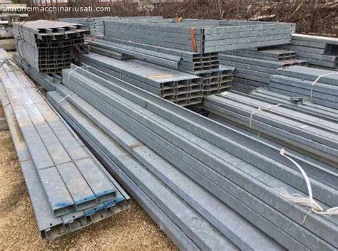 capannone usato in ferro capannone in ferro zincato per sosteno pannelli solari
