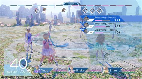Kaset Ps4 Blue Reflection blue reflection review ps4 chums