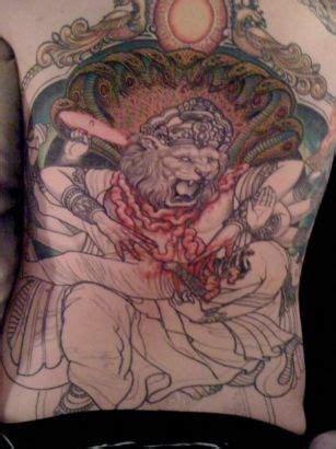 vishnu tattoos design    tattoo from itattooz