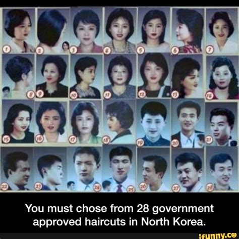 how many haircuts are allowed in north korea haircut ifunny