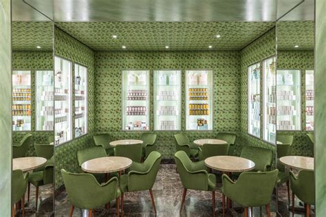 home design stores milan prada s pasticceria marchesi pastry shop opens a new