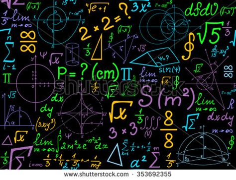 pattern math formula mathematics stock photos royalty free images vectors