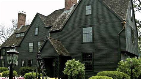 house seven house of the seven gables youtube
