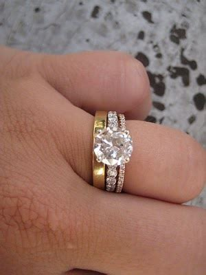 white gold with gold weddingbee