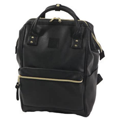 Tas Anello Backpack Small tas ransel anello handle backpack cus rucksack l size black jakartanotebook