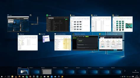 windows bureau virtuel windows 10 g 233 rer les bureaux virtuels