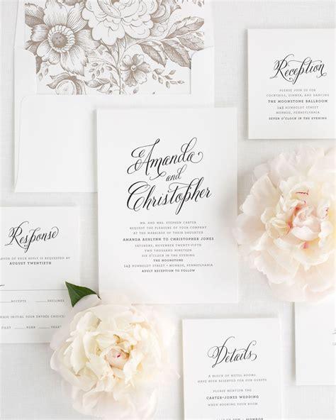rustic modern wedding invitations wedding invitations by shine
