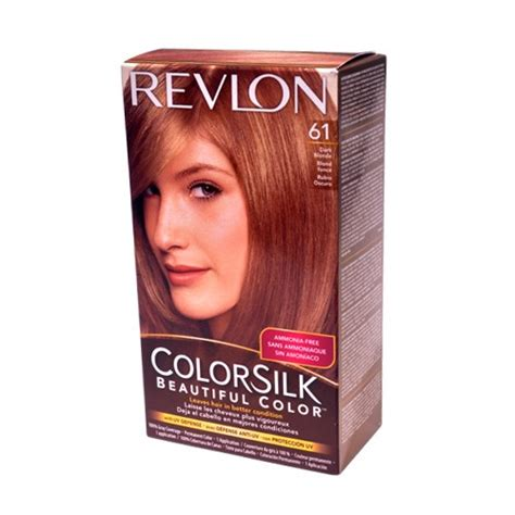 Revlon Colorsilk revlon colorsilk beautiful color permanent hair color 48