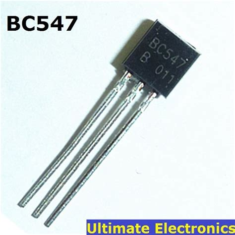 transistor bc547 similar 28 images diodes can i use a bc547 npn transistor as a thermometer