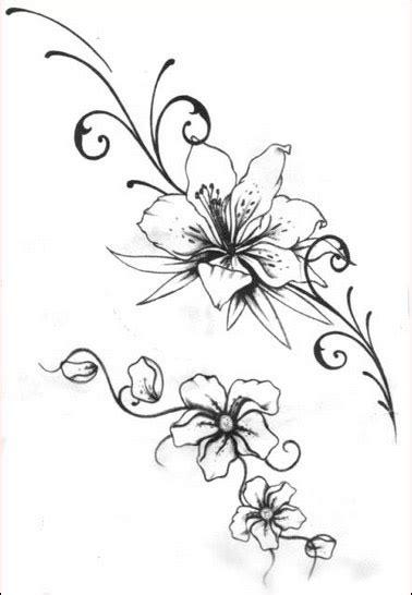 tatuaggi disegni fiori tatuaggi con fiori tanti disegni floreali per il tuo corpo