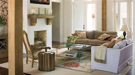 Matching Dining And Living Room Furniture - 106 living room decorating ideas southern living