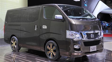 nissan urvan modified nissan nv350 urvan