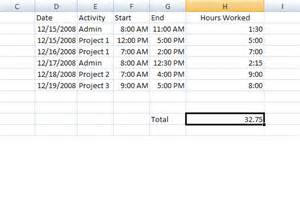 c template exle create a timesheet in excel to track billable hours for