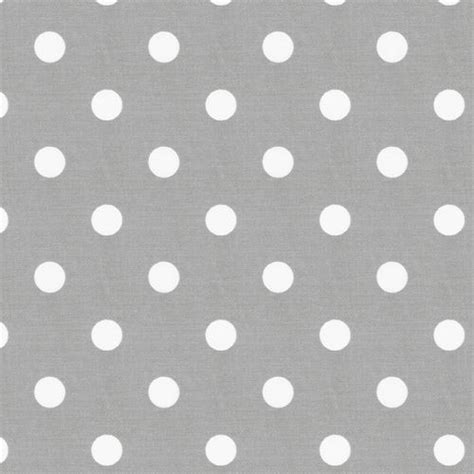 dot pattern material gray and white polka dot fabric by the yard carousel