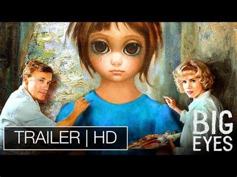 film enigmatici big eyes il nuovo film di tim burton al cinema dal 1