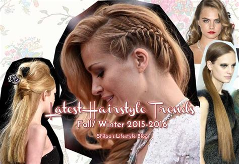 New Hair Style For 2016 Fall by 2016 Hairstyle Trends For Fall 2015 Winter 2016