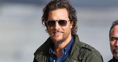 matthew mcconaughey matthew mcconaughey explains why he can t be called