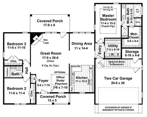 1700 sq ft house plan jasper 17 001 315 from planhouse home plans house plans floor 2 story house plans 2200 square feet adobe southwestern