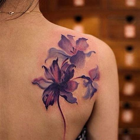 Flower Power Tattoos flower tattoos for ideas and designs for