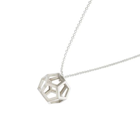Hollow Dodecahedron Pendant By Matthew Calvin Dodecahedron Pendant Light