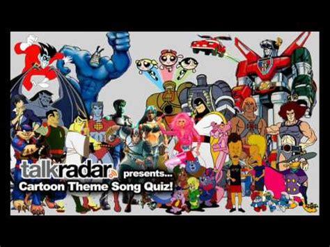 cartoon themes youtube cartoon theme song quiz youtube