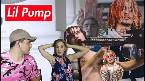 lil pump mother mom reacts to lil pump pt 2 youtube